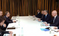 The President of Kazakhstan held a number of meetings with the leading German companies